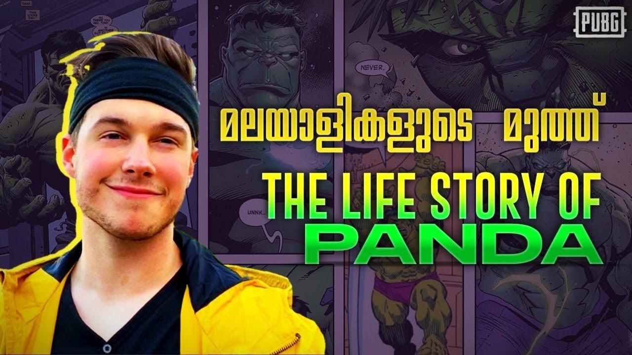 The Life Story Of PANDA 💙 | pochinki vlogz