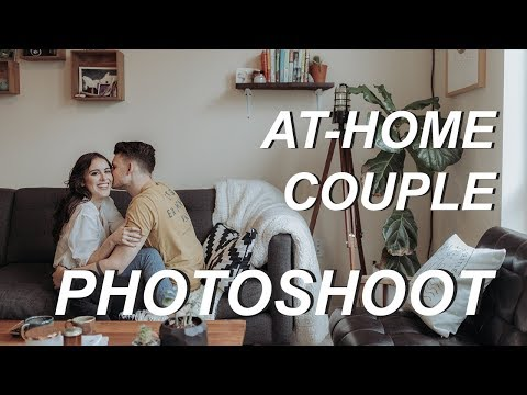 How To Photograph Couples In-Home Lifestyle Behind the Scenes