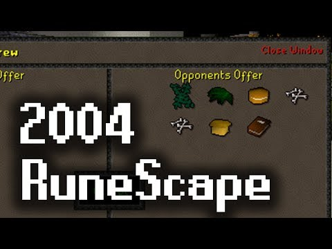 What was it Like Playing RuneScape in 2004?