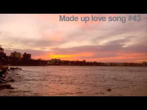 Made up love song #43 (Guillemots cover)