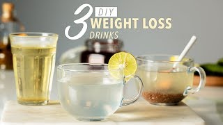 DIY Weight Loss Drinks | How To Have Apple Cider Vinegar