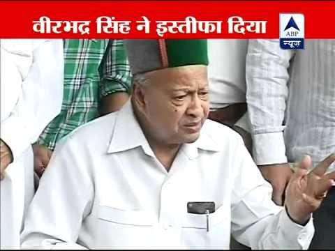 Virbhadra Singh accuses BJP CM of framing him