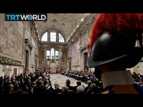 Erdogan Vatican Visit: Turkish president to visit Rome and Vatican