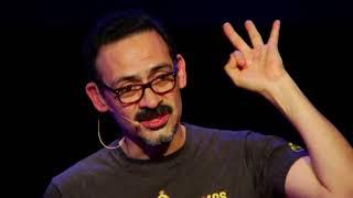 Por los sueños se suspira, por las metas se trabaja. | Humberto Ramos | TEDxCuauhtémoc