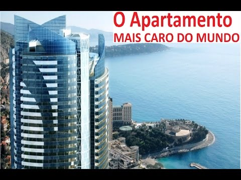 Sky Penthouse Apartamento mais caro do mundo  3.300 m²  Privativos