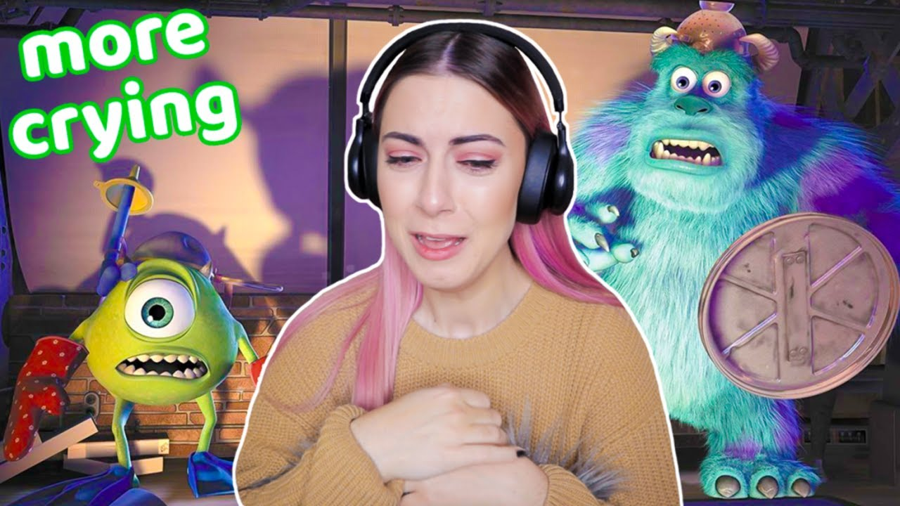 MONSTERS, INC is so cute! (Movie Commentary)
