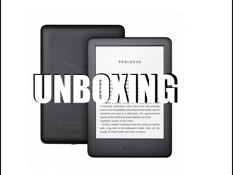 brand new b3bed 07e61 Amazon Kindle 10th Generation - 2019 Unboxing