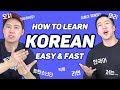 - How To Learn Korean Fast & Easy! 😊 Make Korean Friends 😊