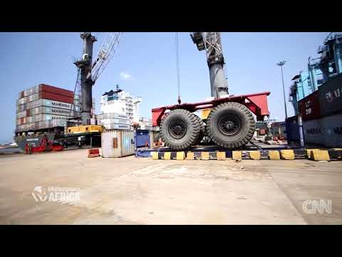 [WATCH] Marketplace Africa in Nigeria is battling corruption at the ports