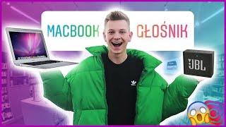 INSTAGRAM DECYDUJE O MOICH ZAKUPACH! *kupiłem MacBooka*