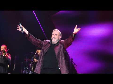 Neil Diamond UK Tour 2015