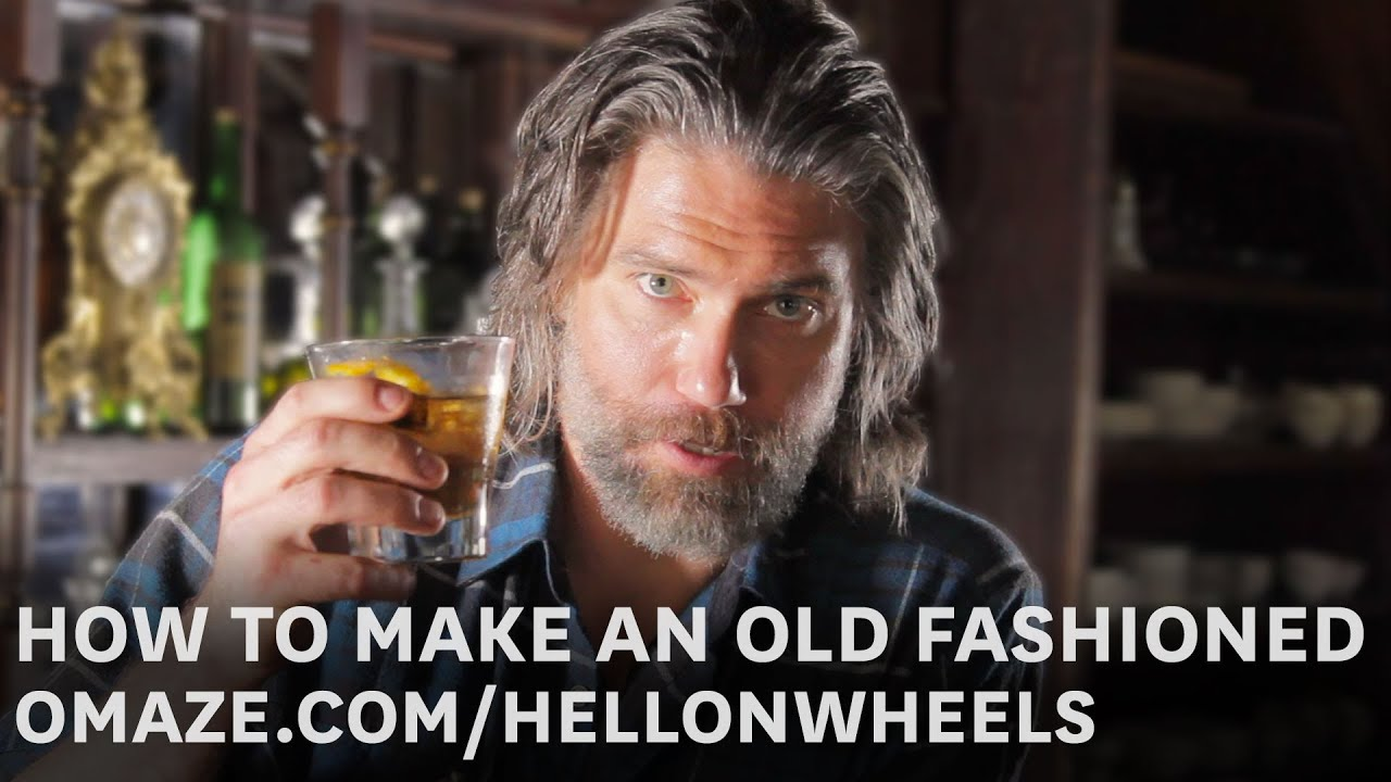 Anson Mount Old Fashioned