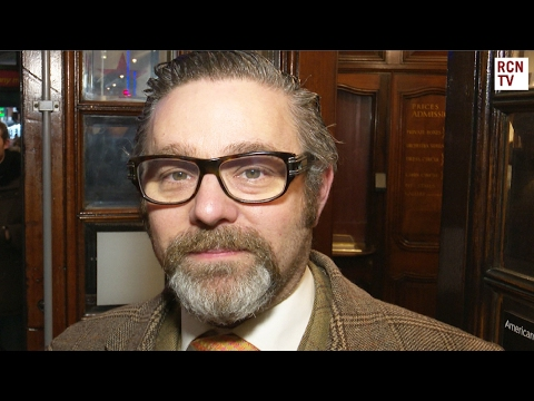 Andy Nyman Interview - Ghost Stories & The Commuter