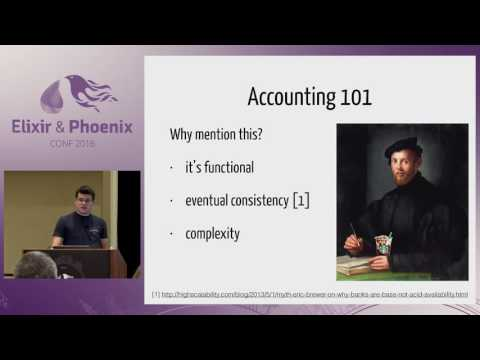 ElixirConf 2016 - Building Umbrella Project by Wojtek Mach
