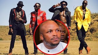 'Sauti Sol is a big let down!' Jalang'o attacks boy band over #Playkenyamusic debate |BlissTheGuy
