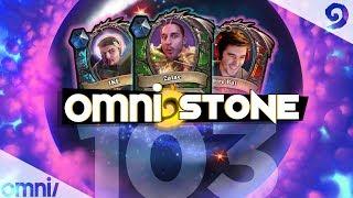 Omni/Stone #103: Firebat, Zalae & Ike