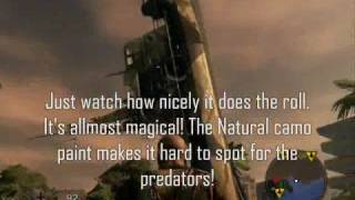 The mystery world of Mercenaries 2! A wild-life documentary!