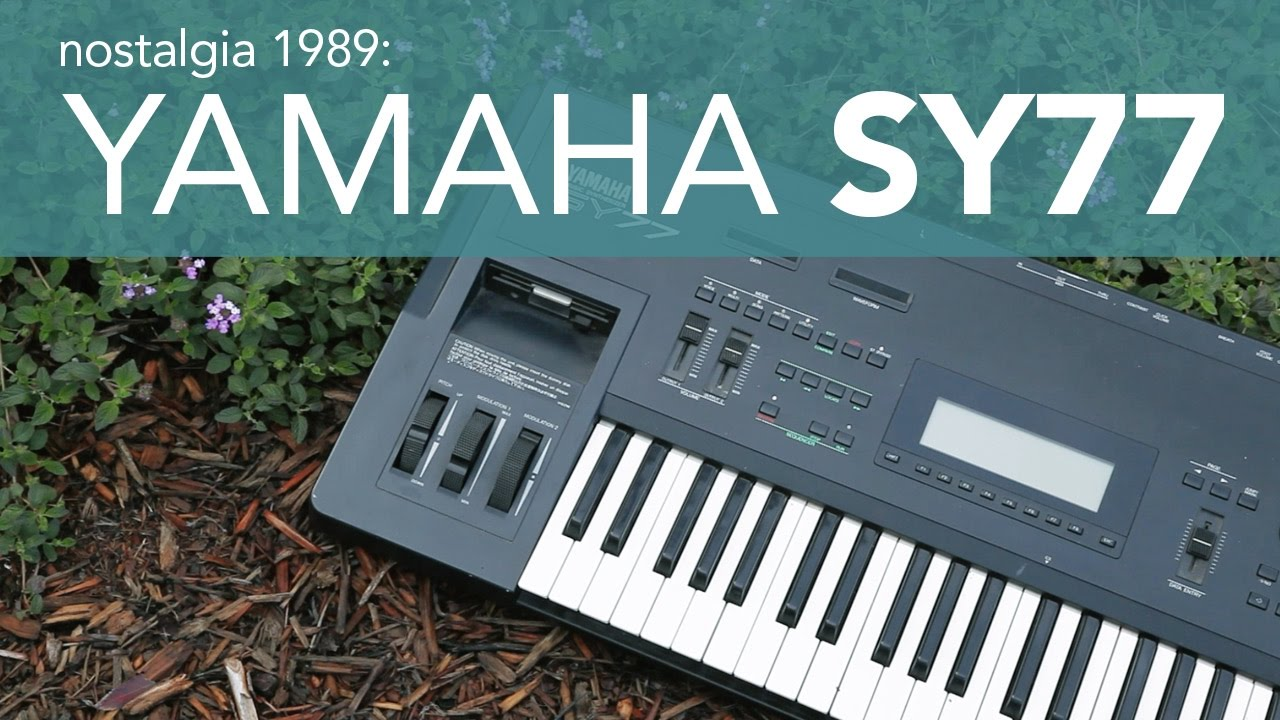 Korg Wavestation or Yamaha DX7? - Gearslutz