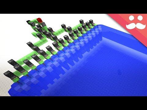 Making A FLYING GRIEFING MACHINE In Minecraft! [Snapshot!]