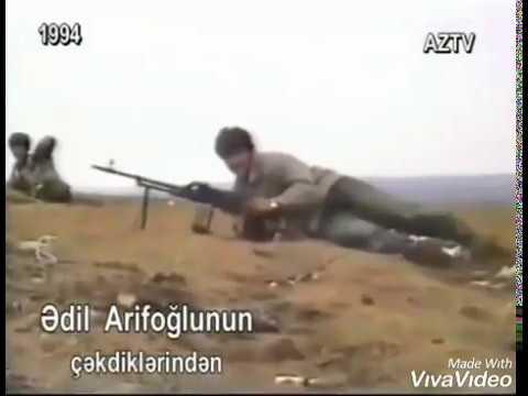 Qarabağda Gedən Ağır Döyüşlər