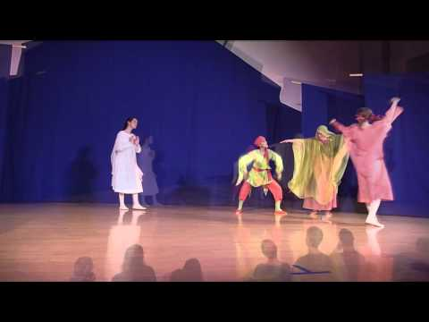 Snow White and Rose Red Fairy Tale Eurythmy