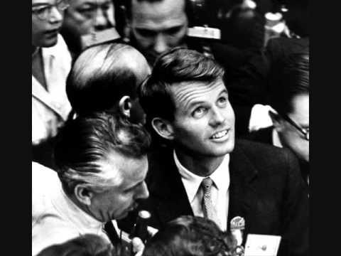 Edward M. Kennedy - Eulogy for Robert F. Kennedy