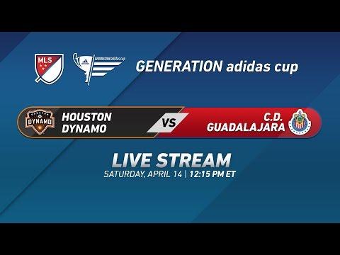 Houston Dynamo vs. Chivas de Guadalajara | 2017 Generation adidas Cup