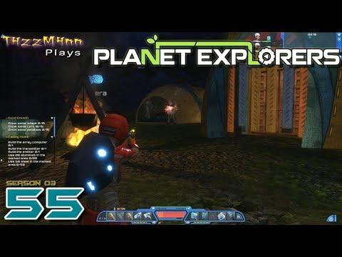 Planet Explorers S03E55 - Need Aluminium - Let's Play