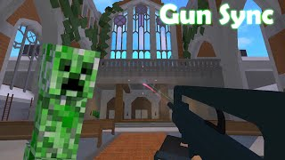 Creeper, Aw Man (Revenge) but it's a Phantom Forces Gun Sync (ROBLOX)