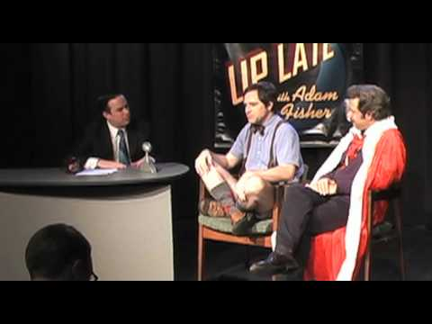 SuperEgo's Matt Gourley & Paul F Tompkins as Andrew Lloyd Webber  Up Late with Adam Fisher
