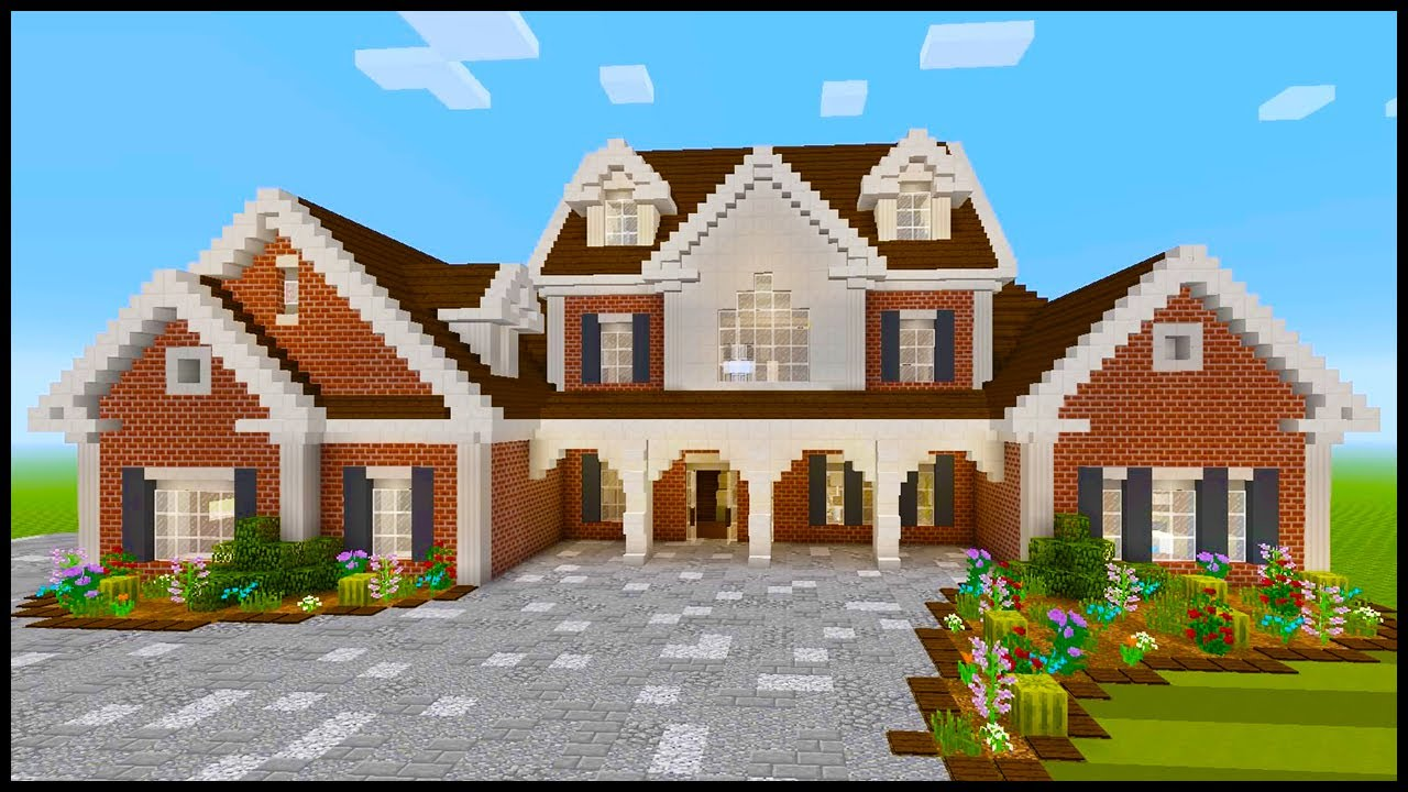 Minecraft Traditional House Tour 1 Youtube