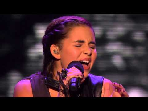 Carly Rose Sonenclar  It will rain The X Factor USA 2012
