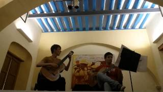 Melodia Africana III Guitar duo.