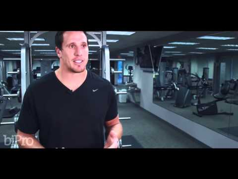 Chad Greenway on Lean, Clean, Protein