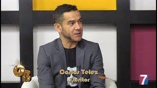 """El escritor Barakaldés Carlos Télez presenta su 1ª novela """"El hijo de la huida"""""""