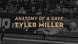Anatomy Of A Save | Tyler Miller vs New England Revolution
