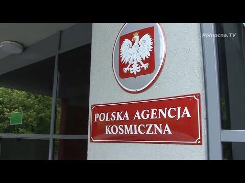 Gdańsk bliżej kosmosu. Polska Agencja Kosmiczna w Gdańsku