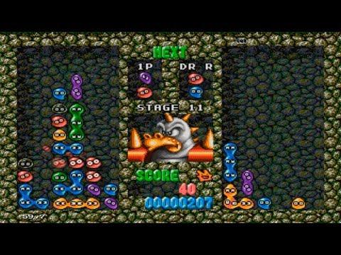 [PB] Dr. Robotnik's Mean Bean Machine in 6:19 In-Game Time (Hardest)  