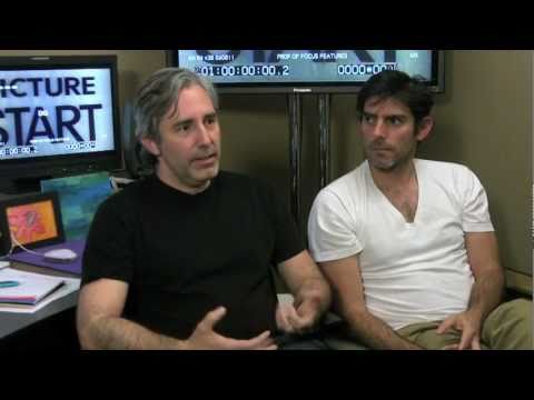 Chris & Paul Weitz on their career choices and how they got started  1 of 3