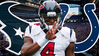 Texans lose to Colts! Fall to 4-3! Texans Week 7 Recap