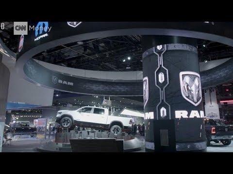 """مصنعو السيارات الأمريكية يراهنون على الـ """"بيك أب"""".. شاهد أحدث الطرازات  - نشر قبل 2 ساعة"""