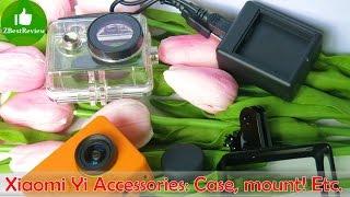 ✔ Аксессуары для Xiaomi Yi, бокс, чехлы, крепление, зарядка. Accessories.Gearbest(, 2015-05-29T00:05:03.000Z)