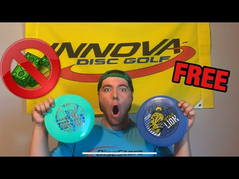 Disc Golf Tip | How To Get Free Discs