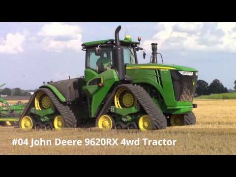 Big Tractor Power's Top 16 Farm Machine Finds of 2016