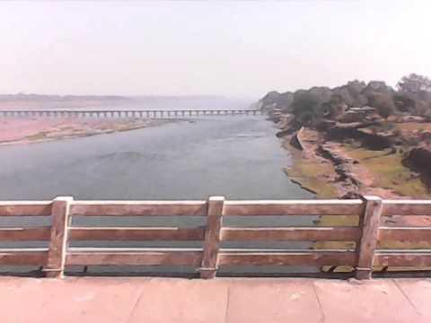 Narmada river khalghat