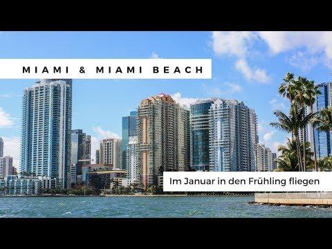 Miami & Miami Beach Im Winter