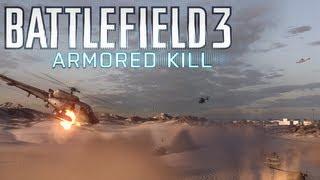 Armored Kill - Ruée épique sur Désert de Bandar -  Battlefield 3 (PC)