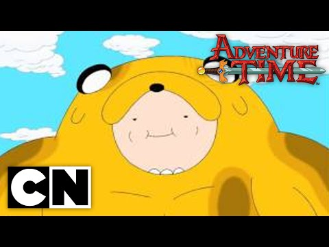 ADVENTURE TIME - Jakes dating tips