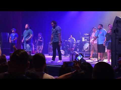 J Boog - Nice to Know Ya - 8/13/2017 - Tempe, AZ - The Marquee