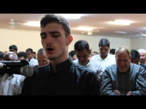 Qari Fatih Seferagic (Taraweeh 2014) - Surah Qiyamah - Night 24